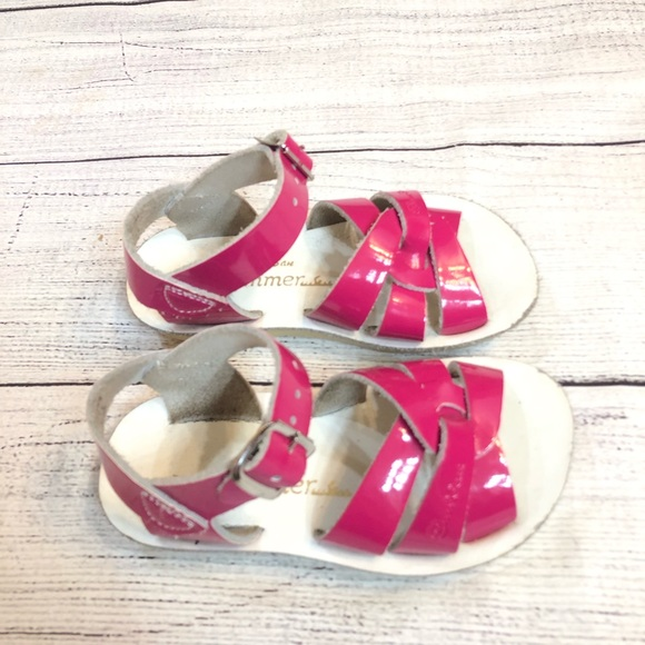 57b8d47d2e54 Pink Sun-San Sandals. M 5c3c08cc035cf1c2a5ddd1d6
